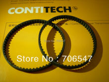 "Buy Free 112MXL 025 length 284.48 mm teeth 140 width 0.25""=6.35mm 112 MXL T teeth Industrial Rubber timing belt 10pcs/lot for $16.50 in AliExpress store"