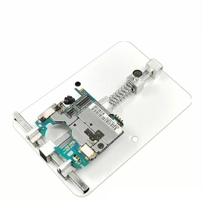Multifunction Profession Motherboard PCB Holder Electrical Repair Work Tool For Fixed Mobile Phone Board Panel Computer Parts