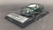 Diecast Car Model Almost Real Bentley Continental GT3-R 1/43 (Cumbrian Green) + SMALL GIFT!!!!!