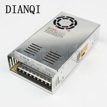 DIANQI 400W 36V 11A Single Output Switching power supply High Quality Power Supply 36V 400W AC to DC Power Supply S-400-36(China)