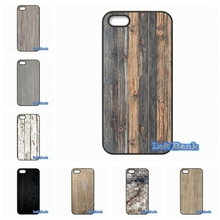 Coque Wood Design Phone Cases Cover For Blackberry Z10 Q10 HTC Desire 816 820 One X S M7 M8 M9 A9 Plus(China)