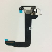 Original New Home Button 3.5mm Audio Jack Headphone Charger Dock USB Charging Port Connector Flex Cable for iPod Touch 6(China)