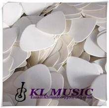 Celluloid white blank guitar picks,good material for multi-color printing,0.71mm to 1.5mm,can use for sublimation