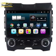 NAVITOPIA Quad Core Android 6.0 Car Multimedia Player for Ford EDGE 2015 Car Video Radio Stereo Players 2DIN GPS Navigation