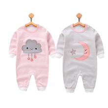 Winter Newborn Baby romper 2017 new Baby girls Clothing Roupa Infant Jumpsuits Cute Baby boys Clothes Long sleeve baby clothes