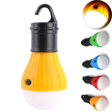 3 levels Outdoor Camping Tent Light Hanging Adventure Lamp Portable LED Light Hunting hut Fishing Garden Lamp Bulb drop shipping