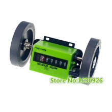 Meter Counter Rolling Wheel Mechanical Length Counter Relays