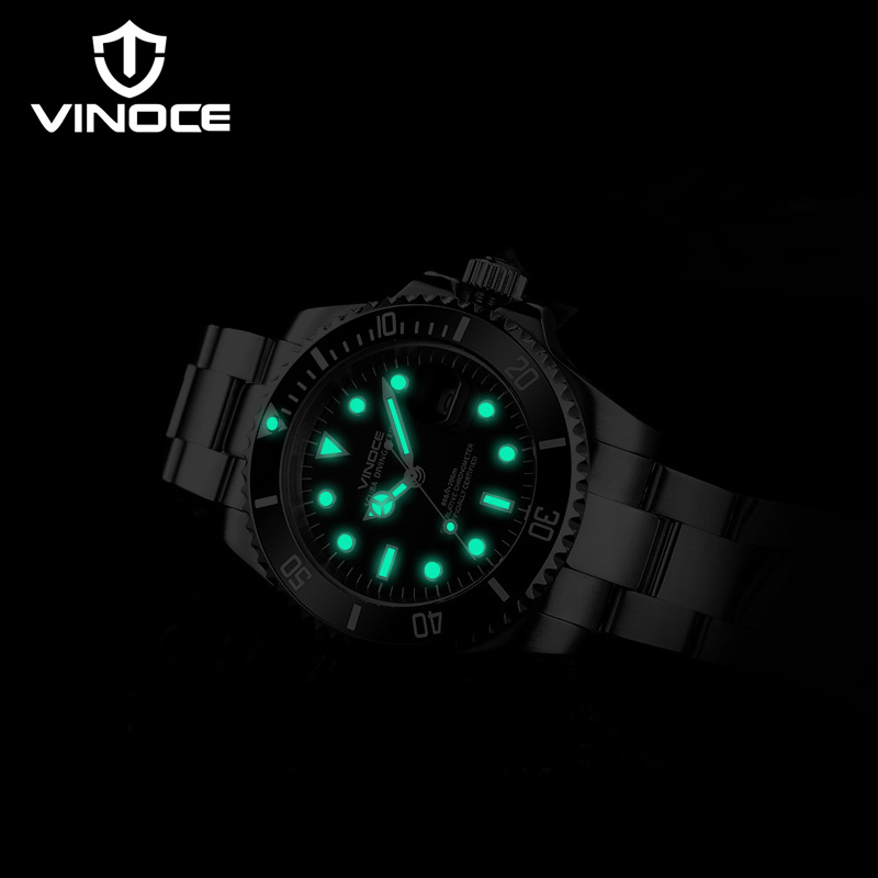 VINOCE-Diving-Sports-Watches-Men-Luminous-Business-All-Stainless-Steel-Men-s-Quartz-Watch-2017-Multifunction