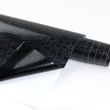 60cmX152cm Snake skin Crocodile Skin Leather Pattern Carbon Fiber Vinyl Film Automobiles Motorcycle bicycle sticker car-styling - LIN&GUO Official Store store