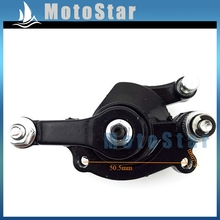 2 Stroke Minimoto Steel Rear Disc Brake Rotor Caliper For 47cc 49cc Pocket Bike Mini Moto Scooter Dirt Bike Quad ATV