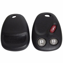 3 Buttons Blank Remote Key Shell Case For Buick Rainier Hummer H2 GMC Yukon Chevrolet Suburban 1500/2500 Pontiac Torrent Saturn