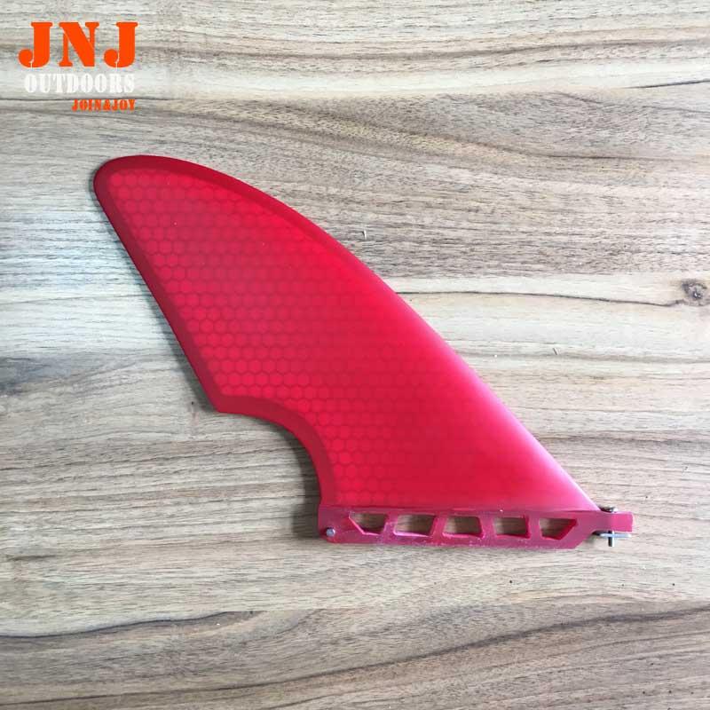 Strongest fiberglass honeycomb 8 sup fins stand up paddling board FCS centre fins<br><br>Aliexpress