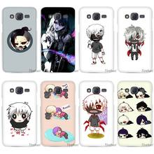 Q version Tokyo Ghoul Japan Clear Case Cover Coque Shell for Samsung Galaxy J1 J2 J3 J5 J7 2016 2017 Emerge