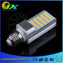 Bombillas LED G24 2-Pin Base Corn Light Bulb 110V 220V 13W G24 PLC Lamp Horizontal Plug Light