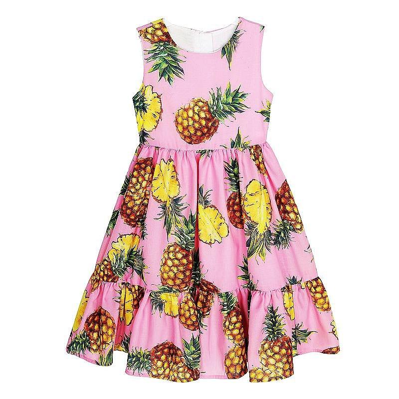FANAIDENG 3-14yrs Hot  Baby Girls Flower  Dress High quality Party Princess Dress Children kids clothes 9<br>