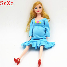 SSXZ The Explosion of Boby Doll Toy Series Of Pregnant Women (belly inside vinyl baby) Loaded Girls Favorite DollS Toys