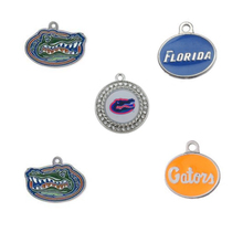 3 Styles Enamel NCAA University Of Florida Gators Pendant Charms For DIY Necklace & Bracelet & Earring(China)