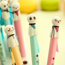 0.38mm Sunny doll gel pen for writing black ink Japanese pens stationery Office supplies School canetas escolar