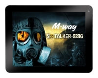 9.7inch for M-way MD-928G tablet pc capacitive touch screen glass digitizer panel<br>