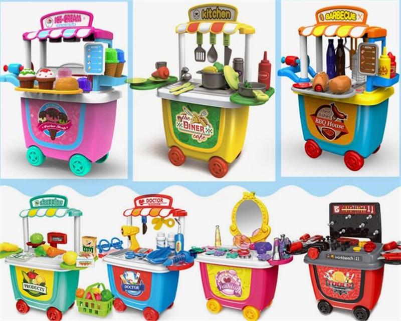 Großhandel Großhandels 7styles Kinder Küche Spielzeug Küche Kochen ...