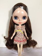 Free Shipping Top discount  DIY  Nude Blyth Doll Cheapest item NO. 7-9 Doll  limited gift  special price cheap offer toy