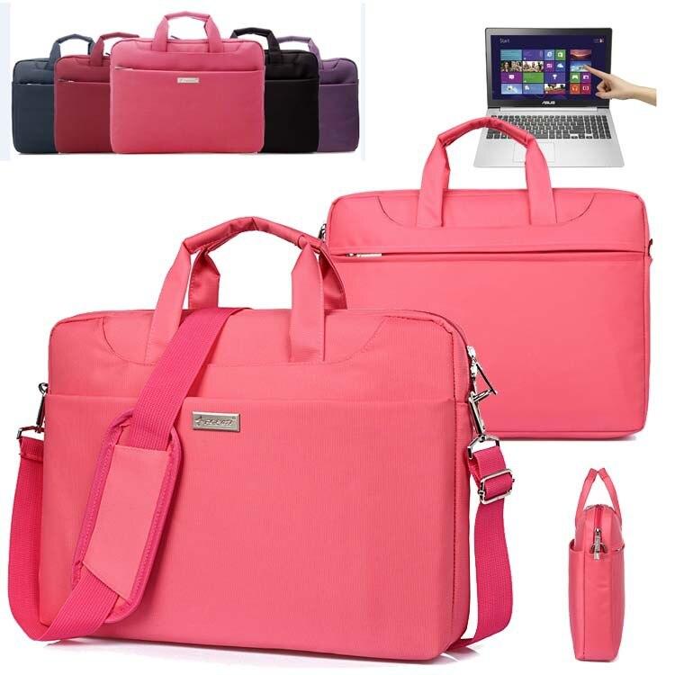 Waterproof Ladies Laptop Shoulder Bag Travel Carrying Case Briefcase Messenger for ASUS 15.6 VivoBook V551 / V551L Notebook<br><br>Aliexpress