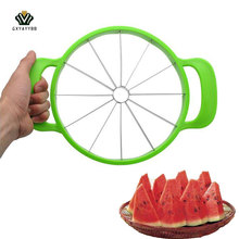 GXYAYYBB Hot Apple Slicers & Watermelon Slicer, Corers Tool Cut Fruit Multi-function Stainless Steel Fruit Vegetable Tools 3321(China)