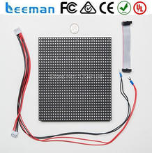 Leeman P5 SMD RGB indoor LED module --- p5mm xxx hd small led display stage video wall p5 led screen display/ indoor