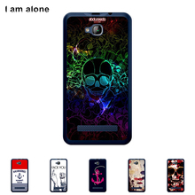 Phone Case For Micromax Bolt Q324 4.0 inch Cellphone Case DIY TPU Silicone High Quality Mobile Phone Cover Customized Paint Case