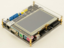 STM32 Development Board V5 + 4.3 inch TFT LCD 480*272+MP3+FM+Network+CAN+RS485(China)