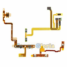 High Quality Volume Button Power Switch On Off Button Flex Cable For iPod Touch 2 3 5 Nano 7 6 Up Down Button Replacement(China)