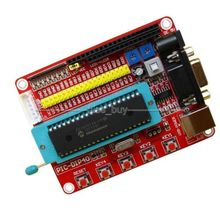 Mini System PIC Development Board + Microchip PIC16F877 PIC16F877A(China)