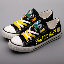 New 싸움 rc Letter Print Canvas Shoes 츠 Custom Design America USA College 학생들의 캐주얼 Tenis Shoes 신발쏙 ~(China)