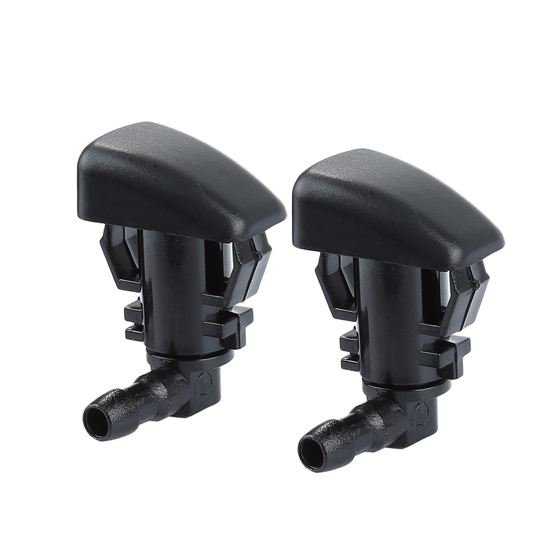 Nozzle Auto-Replacement-Parts Jet-Washer Windshield Ford OEM MKZ Wiper Water-Spray 2pcs/1pair title=