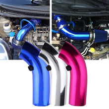 Hot sales pipe manufacturers silicone car air filter intake pipe,cold air intake for TT 1.8T mit 225PS air intake hose
