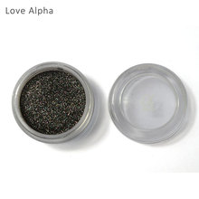 LOVE ALPHA 13 Colors Eye Shadow Flash Powder Super Bright Pearl Shining Bright Glitter Powder Pink Diamond Brand Makeup