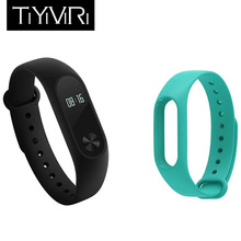 Buy Smart Straps Mi Band Colorful Replacement Silicone Wrist Xiaomi Mi Band 2 Wristband Strap Xiaomi Mi Band 2 Bracelet for $1.22 in AliExpress store