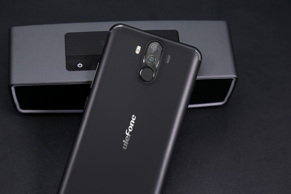 Original Ulefone Power 3 6.0″ FHD+Screen 6080mAh Big Battery Smartphone  Android 7.1 Face ID& Touch ID Four Cameras 21MP Camera