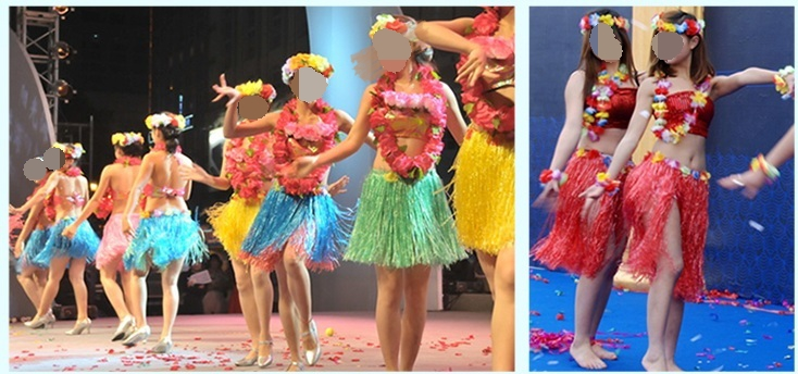 cheerleading hula shirts (4)