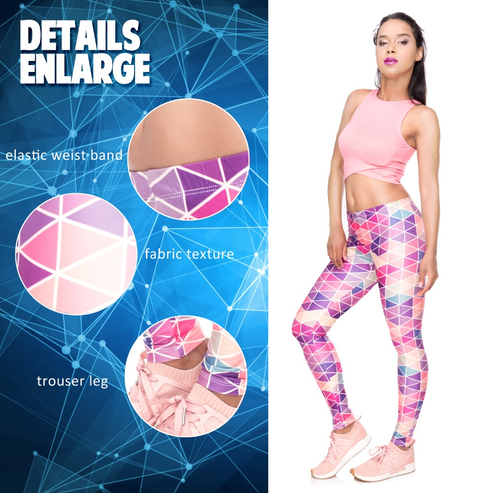 34261 WORK OUT triangle pink (00)