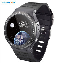 ZGPAX S99B 3G Smart Watch phone S99A Android 5.1 MTK6580 8GB 3MP Camera GPS WiFi Bluetooth V4.0 Heart Rate S99 PLUS SmartWatch