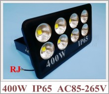 400W with cup reflector LED flood light floodlight spot light lamp outdoor 400W (8*50W) AC85-265V 32000lm IP65