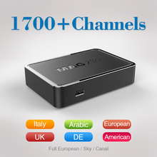 Linux Mag 250 Iptv Set Top Box Europe Arabic IPTV Box Include Greek Portuguese Spanish Indian English Channels IPTV TV Box