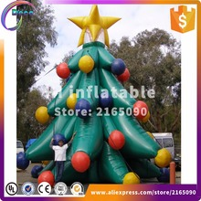 6m Christmas decoration inflatable christmas tree for advertising