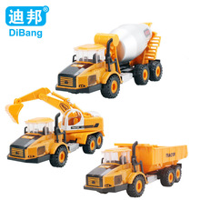 Super quality Alloy Engineering Car / Dump-car / Dump Truck / excavate Car / mixer truck Toys / Cars Toys/ Toys Gift for Child