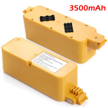 Powerextra 14.4v 3500mAh NI-MH Replacement Battery For iRobot For Roomba Vacuum 400 4000 APC Discovery for Dirt Dog Batteries
