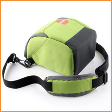 Green Camera Bag Camera Case Cover For Panasonic Lumix GF8 GF5 GF6 LX7 LX5 LX100 LZ20 GX7 GM1 GX1 G3
