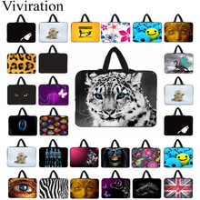 "10"" 12"" Notebook Nylon Handbag Laptop Bag 15.6 15.4 14 13.3 16 17 Chromebook Slim Portable Briefcase Apple Chuwi Huawei Dell"