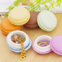 Super Deal  Mini Earphone SD Card Macarons Bag Storage Box Case Carrying Pouch