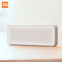 Original Xiaomi Speaker Pencil Box Xiaomi Bluetooth 4.2 Speaker 2 Square Stereo Portable High Definition Sound Quality )